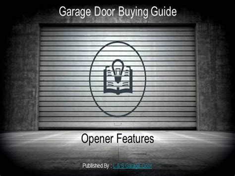 Garage Door Buying Guide |authorstream Kitchen Wall Color With White Cabinets Tile Floors Ideas Wood Pictures Subway Backsplash Waterproof Paint For Best Flooring Kitchens How To Put In Choose Countertops