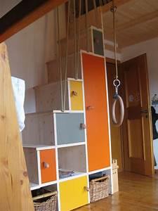 Kinderzimmer Podest Kaufen : treppe r umle pinterest treppe hochbetten und ~ Michelbontemps.com Haus und Dekorationen
