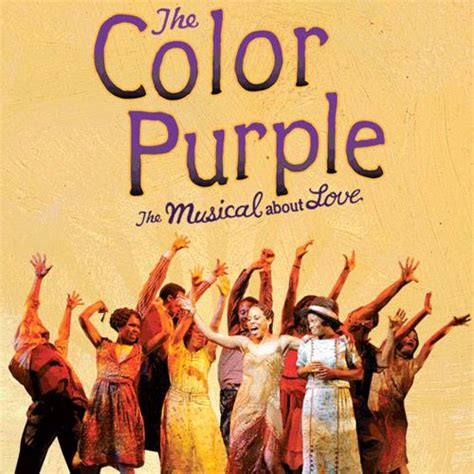 the color purple play mysterious ways sheet by the color purple musical