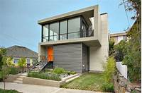 modern small house Modern Small Contemporary House Architectural Designs ...