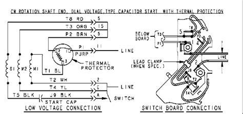 Control Switch Dayton Motor Need