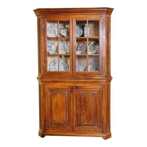 mahogany corner cabinets corner cabinet on antique row west palm florida 3950