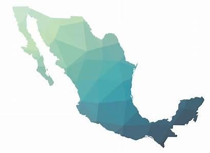 Mexico Land Karte Mx Regions Wmp Industries