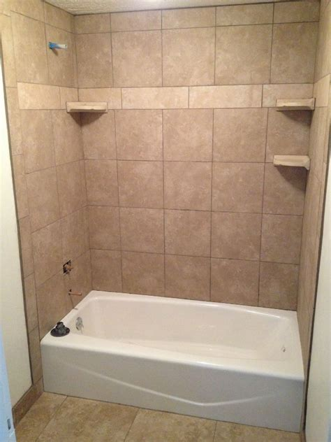 how to tile a tub surround summer remodel 2013