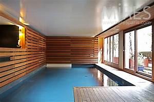 Escalier Pour Piscine Hors Sol : escalier interieur piscine bois ~ Dailycaller-alerts.com Idées de Décoration