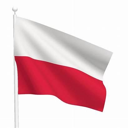 Poland Flag Flags Duty Heavy Nylon International