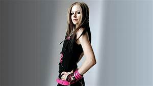 AVRIL LAVIGNE pop pop-punk pop-rock g wallpaper ...