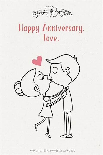 Happy Birthday Wishes Anniversary Husband Sketch Lover