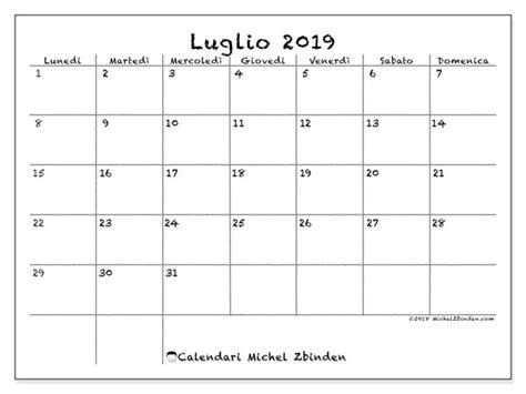 calendario mese di luglio 2019 da stare calendari luglio 2019 ld michel zbinden it