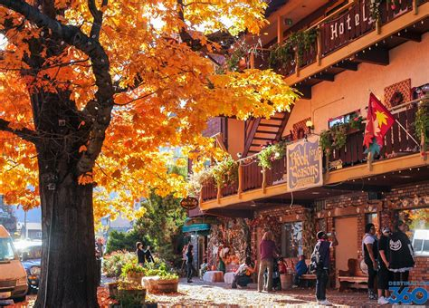 fall vacation destinations october vacation spots