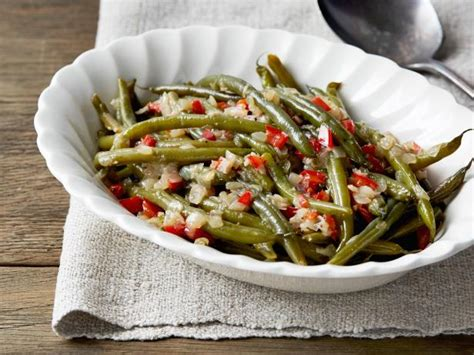 best ever green bean thanksgiving recipe the best green beans recipe ree drummond food network