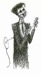 Tim Burton's first Beetlejuice concept. | Scurvy's Concept ...