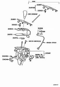 Shift Lever  U0026 Retainer For 2005