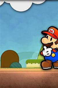 Cartoon Mario - HD Wallpapers