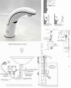 Iqua Sensor Faucet Installation Detailed Instructions