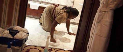 salaire femme de chambre palace travail dissimulé quels sont les recours du salarié