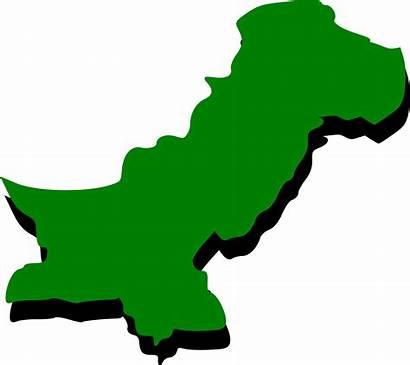 Map Pakistan Outline Clipart Solar Cliparts Pakistani