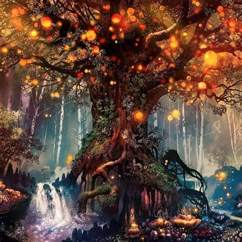 fantasy forest wallpaper engine  fantasy wallpaper