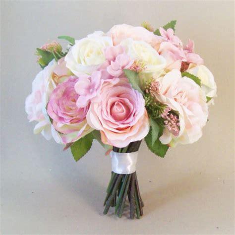 annabel artificial roses wedding bouquet artificial