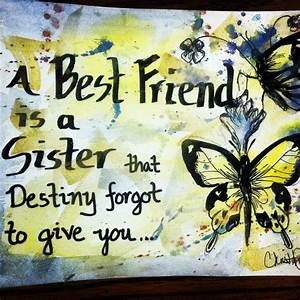 Birthday Quotes For Friends Like Sisters. QuotesGram
