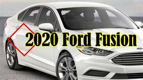 2020 Ford Fusion Redesign by Must 2020 Ford Fusion Ford Cancelled The Planned