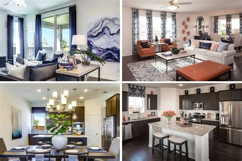 K Hovnanian Home Design Center : Horizon & K. Hovnanian Model Homes In Our Sage