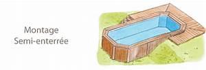 Piscine A Monter Soi Meme : constructeur de piscine hors sol piscine du nord ~ Premium-room.com Idées de Décoration