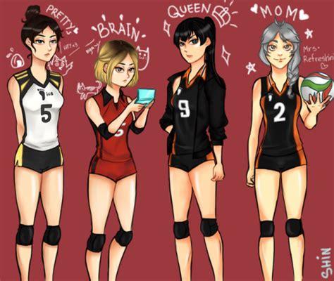 haikyuu genderbend tumblr