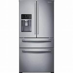 Samsung 28 15 cu ft 4-Door French Door Refrigerator in