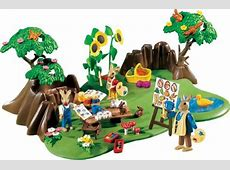 Playmobil for Easter Fill the Easter Basket with Bunnies