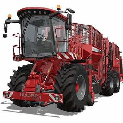 Simulator Holmer T4 Farming Terra Dos Sugar