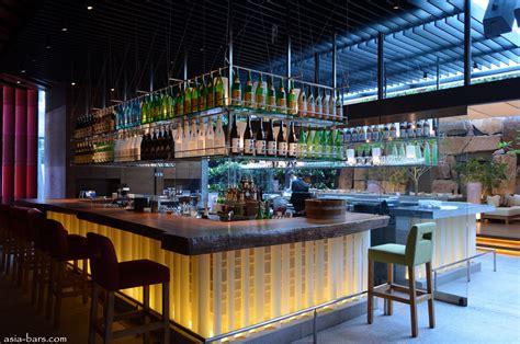 Modern Bar by Zuma Bangkok Modern Japanese Restaurant Bar In Bangkok