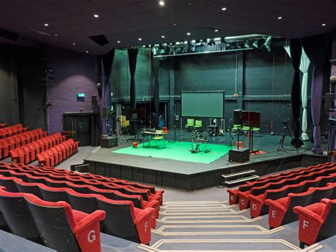 What Are The Types Of Theatre Stages And Auditoria?