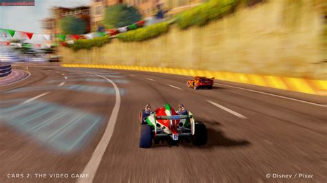 Hands On With Cars 2 The Video Game