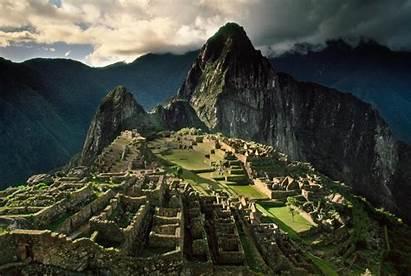 Peru Travel America South Nationalgeographic Guide Dam
