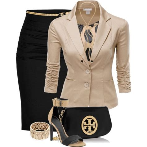 761 best images about My Polyvore office outfits on Pinterest | Business women Interview ...