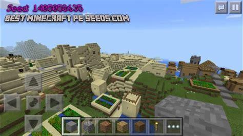 Minecraft Pocket Edition Village Seed
