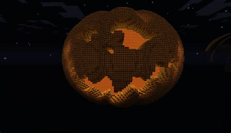 halloween pumpkin collection minecraft project