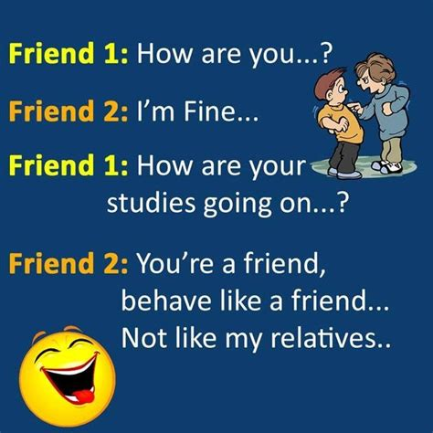 friends  relatives funny jokes pics