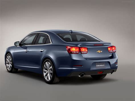 Chevrolet Malibu 2018 Exotic Car Pictures 06 Of 16