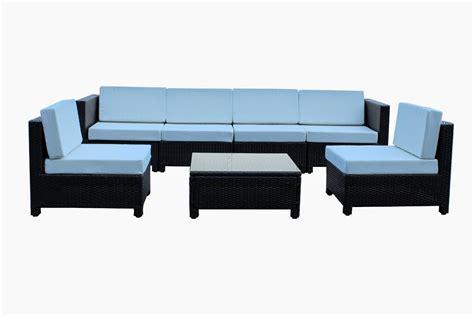 sale discount until 81 exacme 7 pcs luxury wicker patio