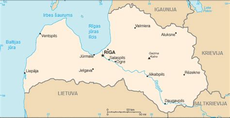 File:Latvijas karte.png - Wikimedia Commons