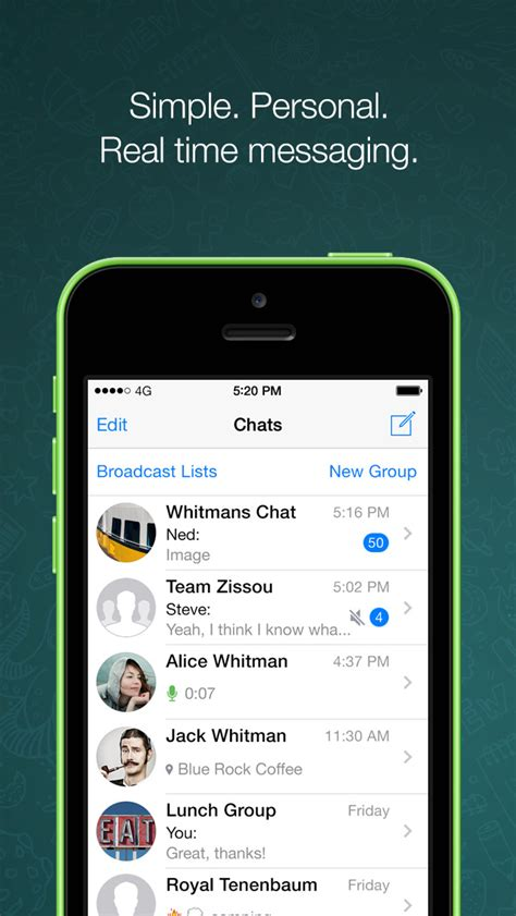 whatsapp messenger review 148apps