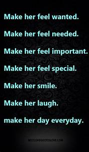 quotes that make her smile quotesgram. quotes about her ...