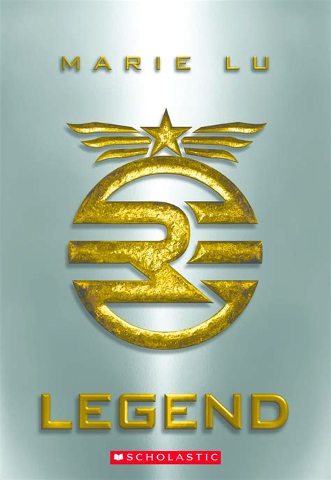 Legend By Marie Lu Scholastic