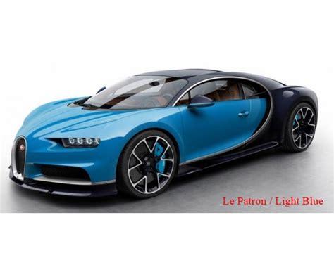 Bugatti Changes Colors by 1 18 Mr Bugatti Chiron Color Mr Collection