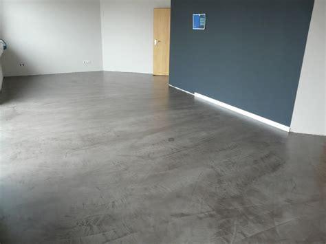 Ausgleichsmasse Boden Garage by Wand Wohndesign Beton Cire Beton Floor