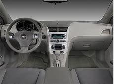 Interior del Auto Híbrido Chevrolet Malibu 2008 Lista de