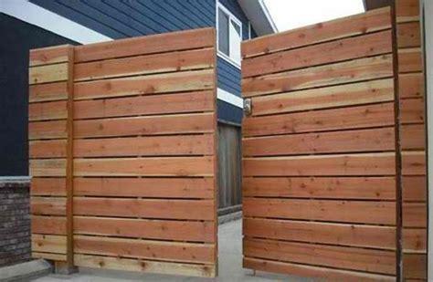 plans   wooden driveway gate plans diy
