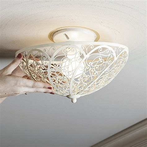 clip on ceiling shade